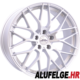 Inter Action saphire 18x8,5 matt silver