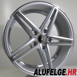 4Racing 4R123 silver polished 17x8 5/114,3 ET35 67,1