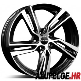 GMP Arcan Black Diamond 17x7.5