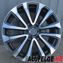 Racing Line RLBY1223 anthracite polished 22x9 6x139,7 ET30