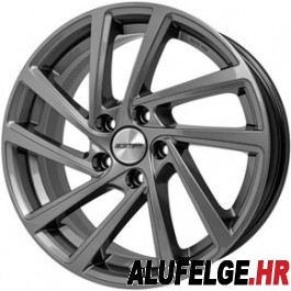 GMP Wonder 17x7 5x112 ET45 57,1 glossy anthracite