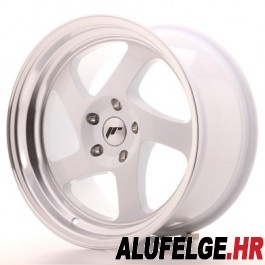Japan Racing JR15 17x8 Blank white