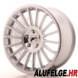 Japan Racing JR16 19x10 silver machined