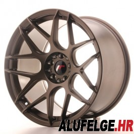 Japan Racing JR18 17x9 Bronze