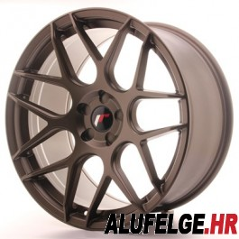 Japan Racing JR18 20x10 Blank Bronze
