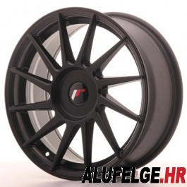 Japan Racing JR22 18x9,5 Blank matt black