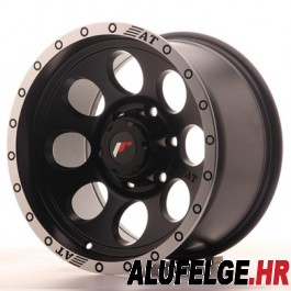 Japan Racing JRX4 18x9 ET20 6x139,7 matt black polished lip