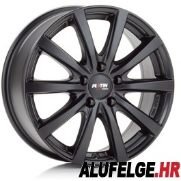 Platin PL69 18x8 black matt