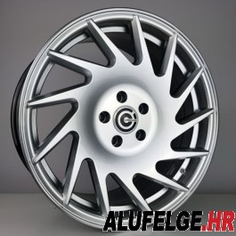 Carbonado Rally 18x8,5 5x112 ET30 66,5 diamond hypersilver