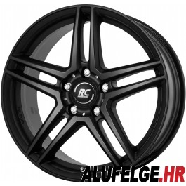 Brock RCD17 17x7,5 5x112 black matt