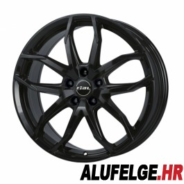 Rial Lucca 17x7,5 black