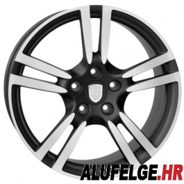 WSP Italy Saturn 19x11 5x130 ET51 71,6 anthracite polished