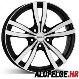 Dezent TC dark 17x7