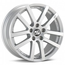 MSW 22 15x6 full silver