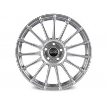OZ Superturismo LM 18x7,5 matt race silver