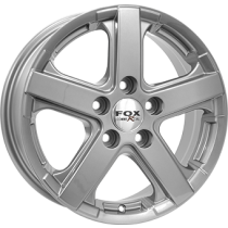 Fox Viper van 18x7,5 shiny grey
