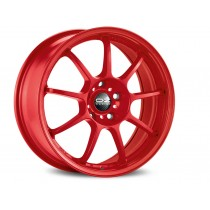 OZ Alleggerita HLT 18x8 red