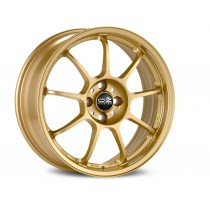 OZ Alleggerita HLT 17x8 race gold