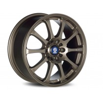 Sparco drift 17x7 matt bronze