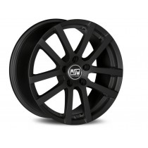 MSW 22 15x6 matt black