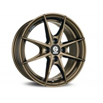 Sparco trofeo 5 18x8 gloss bronze