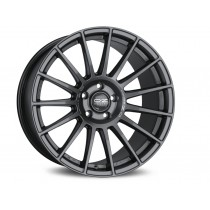 OZ Superturismo dakar 20x11 matt graphite