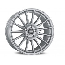 OZ Superturismo dakar 21x10 matt race silver