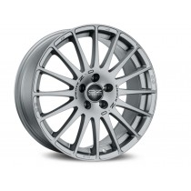 OZ Superturismo GT 17x7 hypersilver
