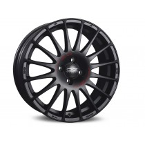OZ Superturismo GT 17x7 matt black