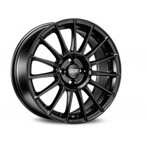 OZ Superturismo LM 18x8 matt black