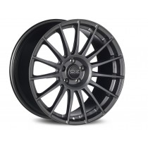 OZ Superturismo LM 18x7,5 matt graphite