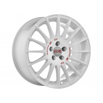 OZ Superturismo WRC 18x7 white