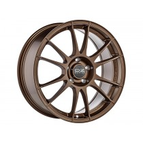 OZ Ultraleggera 17x8 matt bronze