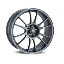 OZ Ultraleggera 18x9 matt graphite silver