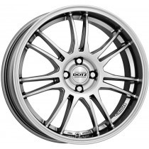 Dotz Shift shine 17x7 4/100 ET35 60,1
