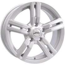 Inter Action kargin 17x7,5 silver for vans