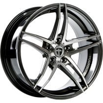 Tomason TN12 19x8,5 dark hyperblack polished