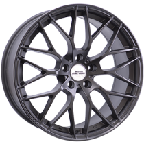Inter Action saphire 19x8,5 matt black