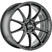 OZ Hyper GT 20x10 Star Graphite