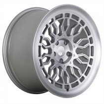 RADI8 R8A10 19x10 Silver Polished
