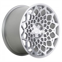 RADI8 R8B12 18x9,5 Silver Polished