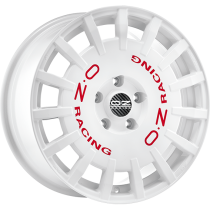 OZ Rally Racing 18x8 Racing White
