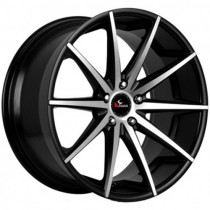 Kmann SV1 19x8,5 Black Polished