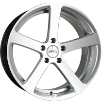 Inter Action Racing 19x8,5 hyper silver