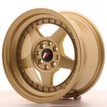 Japan Racing JR6 17x8 Blank gold