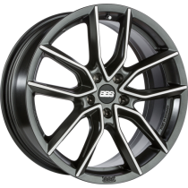BBS XA 19x8,5 Night Fever Black