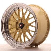 Japan Racing JR23 17x8 Blank Gold