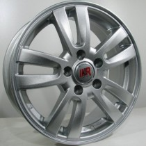 4Racing 4R72 silver 6.0X15 5X105 ET39 56.6
