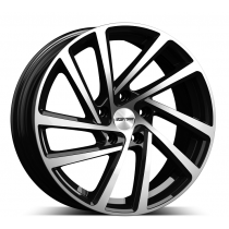 GMP Wonder 18x7,5 5x112 ET45 57,1 black diamond