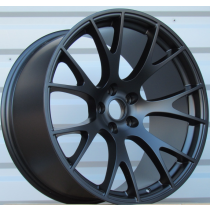Racing Line DA8872 black 20x10 5x115 ET18 71,5